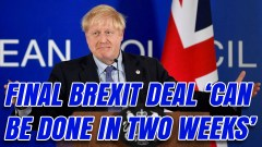 EU Free Trade Deal Could Be Struck in Next Two Weeks