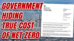 Government Hiding the True Cost of Windy Net Zero
