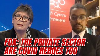 Claire Fox: Labour is Treating the Private Sector with Contempt