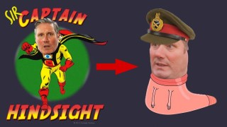 """Boris Slams Starmer: """"Captain Hindsight is Rising Rapidly Up the Ranks to Become General Indecision"""""""