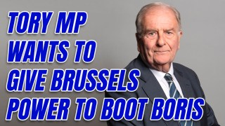 Roger Gale Calls on Boris to Resign if No Deal