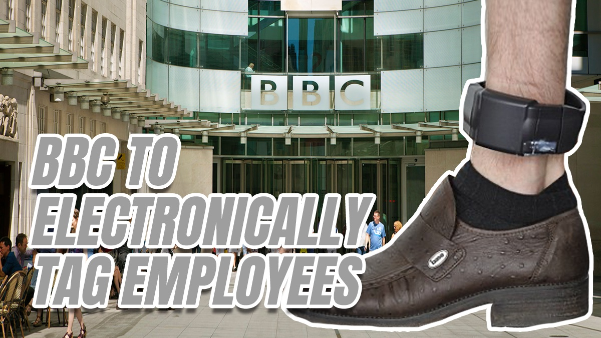 BBC Employees to be Given Social Distance-Enforcing Electronic Tags