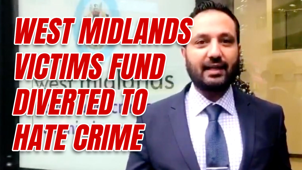 Labour Police Commissioner Raids Domestic Abuse Funding to Boost Hate Crime Reporting