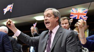 Farage Announces he's Quitting Politics
