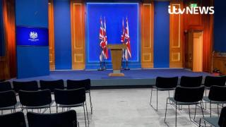 Watch Live: Boris's First Briefing from No. 9 Studio