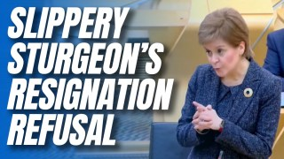 Sturgeon May Cling On to Power if Found to Have Broken Ministerial Code