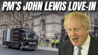 "Boris: ""I Love John Lewis!"""