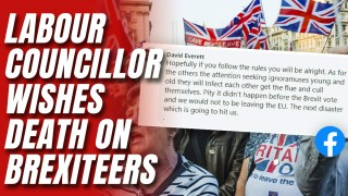 """Labour Councillor Wishes Pandemic Had Happened Before Brexit to """"Cull"""" Leave Voters"""