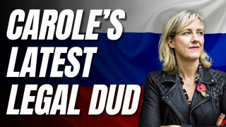 "Cadwalladr's Latest Court Failure Over ""Russia Conspiracy"""