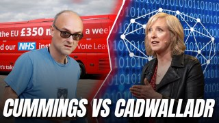 Cummings and Carole's Substack Showdown