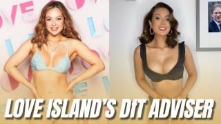 Meet Love Island's Semi-Naked Civil Servant