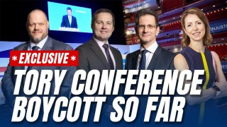 Four Tory Parliamentarians Announce Party Conference Boycott over Vaccine Passports