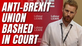 Paul Embery Wins Unfair Dismissal Claim After Post-Brexit Rally Sacking