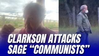 Clarkson's Common Sense Covid Comments Spark Left-Wing Fury