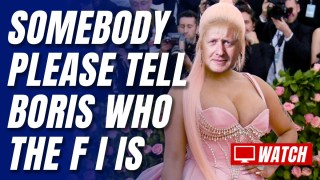 Boris: I'm Not as Familiar With the Works of Nicki Minaj as I Probably Should Be