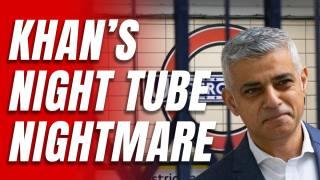 100,000+ Petition Sadiq Khan to Reinstate the Night Tube