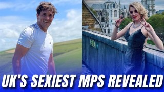 UK's Sexiest MPs Revealed