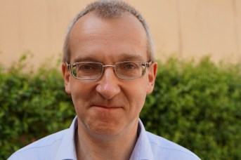Tom McLeish