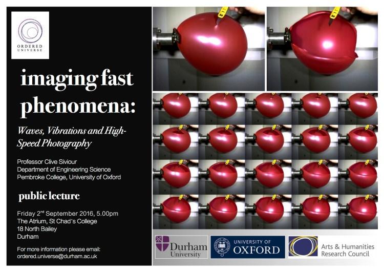 Durham II Public Lecture Poster
