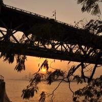 武汉江滩~ 夕阳照