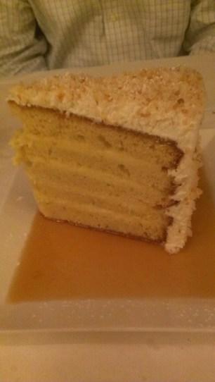 Five-Layer Coconut Cake