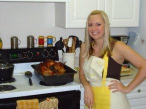 My first Thanksgiving turkey!