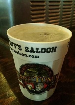 Capt. Tony's Amber Ale at Captain Tony's Saloon - 428 Greene Street, Key West - capttonyssaloon.com
