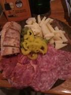 Italian cheese and meat platter at Vinos on Duval - 810 Duval Street, Key West - vinosduval.com