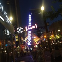 Fourth Street Live! entertainment district in Louisville