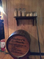 Maker's Mark distillery tour