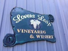 Lover's Leap Vineyards & Winery in Lawrenceburg, Kentucky