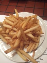 French Fries at Grand Central Oyster Bar & Restaurant