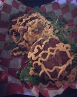 Fried Green Tomatoes at ACME Feed & Seed