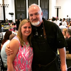 With Chef Art Smith
