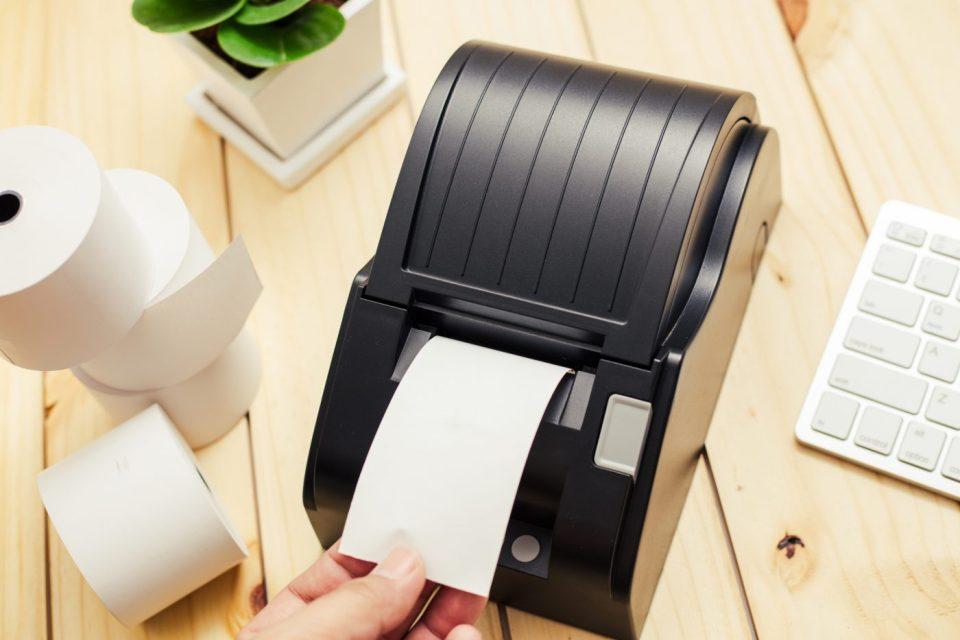 POS Printer Ordering Stack