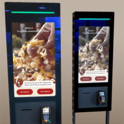 OrderingStack Kiosk Restaurant