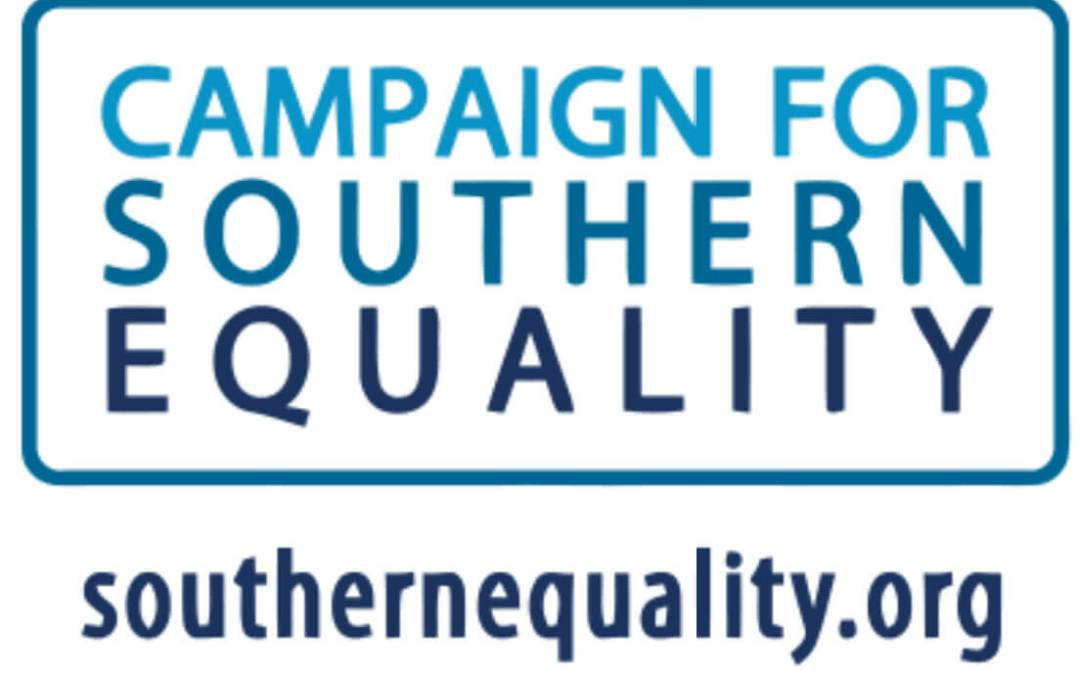 Cause of the Month: Campaign for Southern Equality