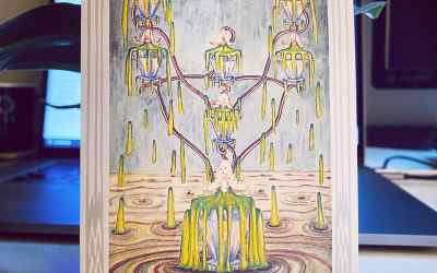 Tarot Card of the Day: 7 of Cups