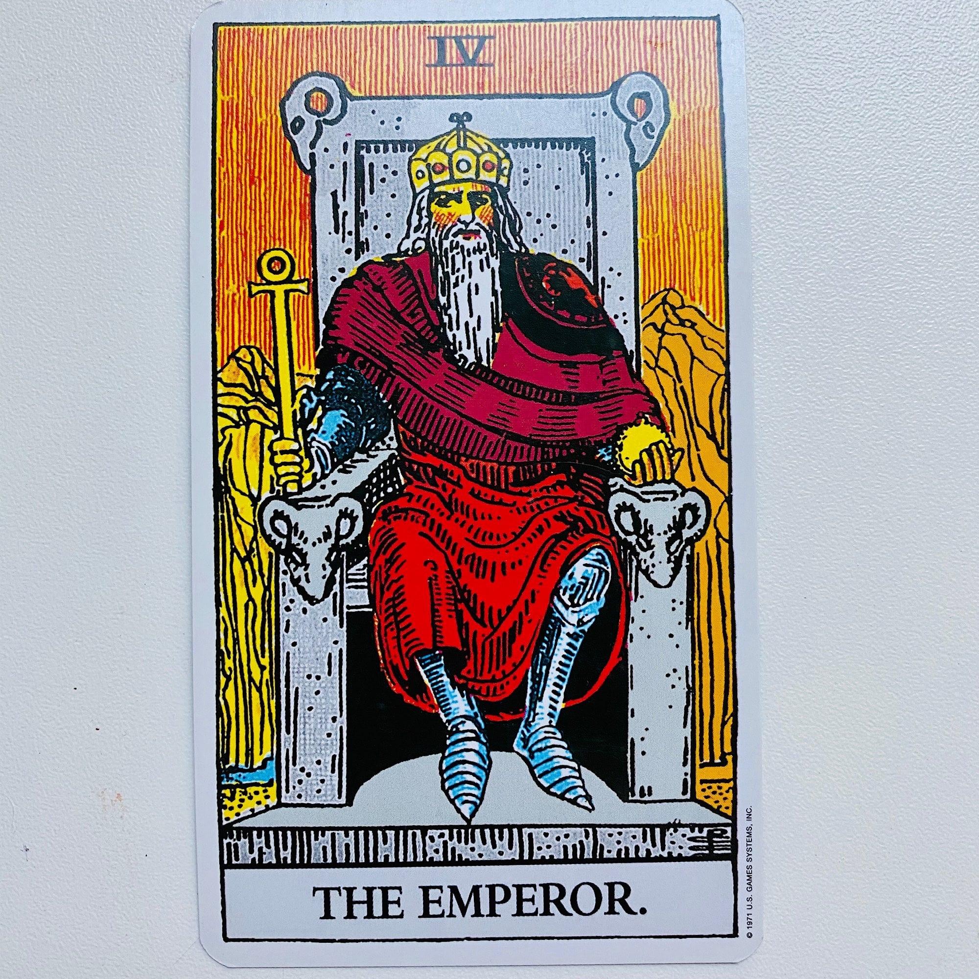 The Emperor RWS