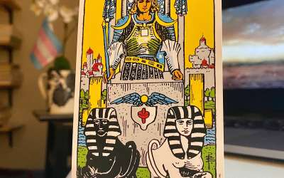 The Chariot Tarot Card Meaning