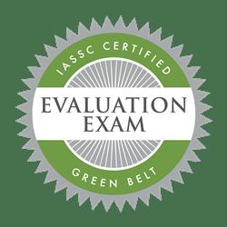 IASSC Green Belt Evaluation Exam