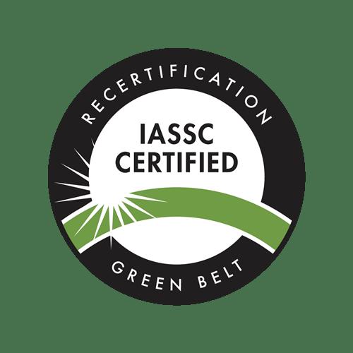 IASSC Green Belt Recertification Exam