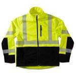 sj25345b_xtreme_flex_soft_shell_foremans_jacket_hivis