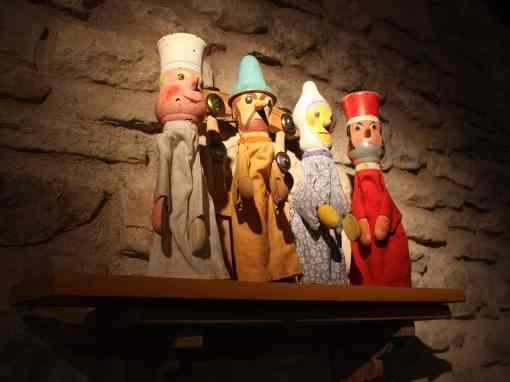 Museo de los Títeres- Sala de Exposición de la Casa de los Títeres de Abizanda
