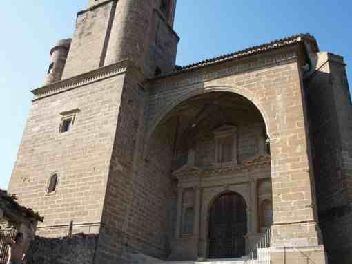 Iglesia de Santa Eulalia - Olsón