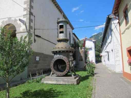 Museo de la Electricidad - Lafortunada