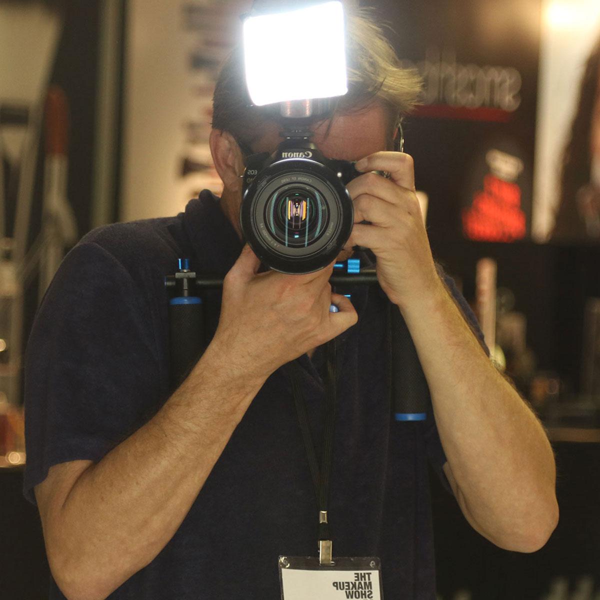 Web Designer and Photographer Matt Ordeshook