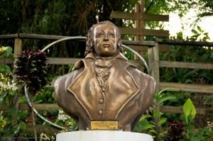 Buste de Delgres - Matouba