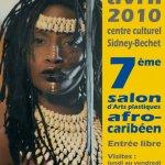 7e salon des arts plastiques afro caribéens de Grigny