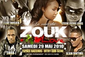 Le Nuit du Zouk Love
